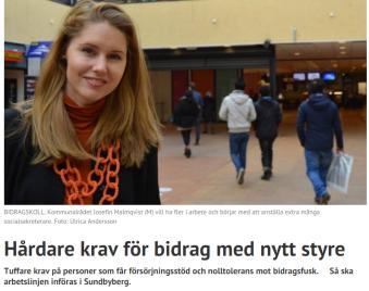 Vi i Sundbyberg hårdare krav 5 mars 2016