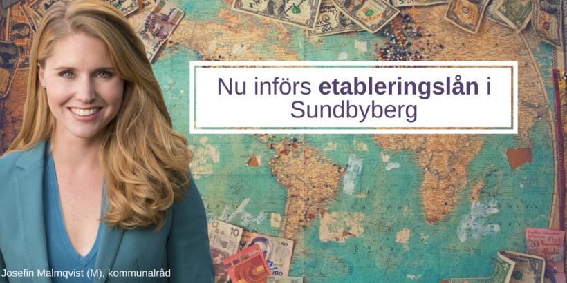 2018-03-27 Nu införs etableringslån