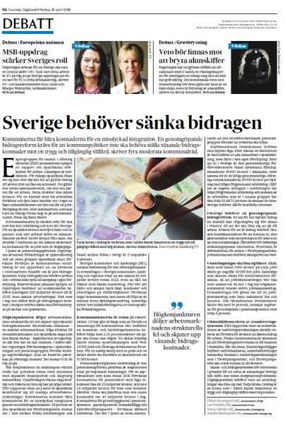Debattartikel Sverige behöver sänka bidragen.png